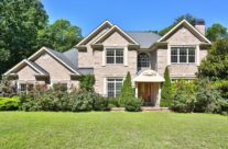 Hermitage Plantation Neighborhood Of Homes Berkeley Lake GA